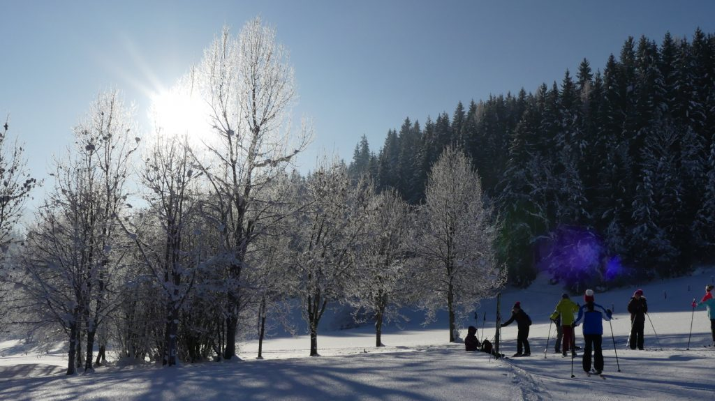 Wintersport Radstadt